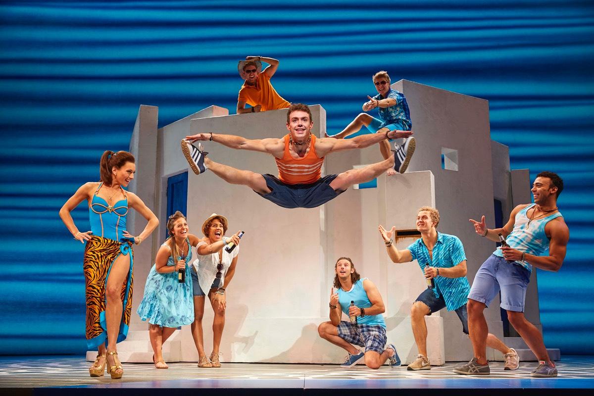 Mamma Mia! The Musical. Russian version